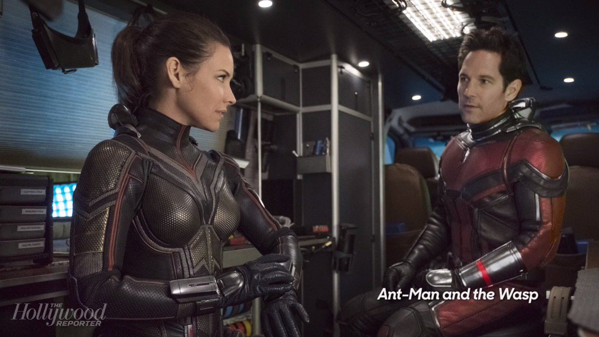 The downside to #AntManAndTheWasp following #Avengers https://t.co/Mdr7BMCrHz