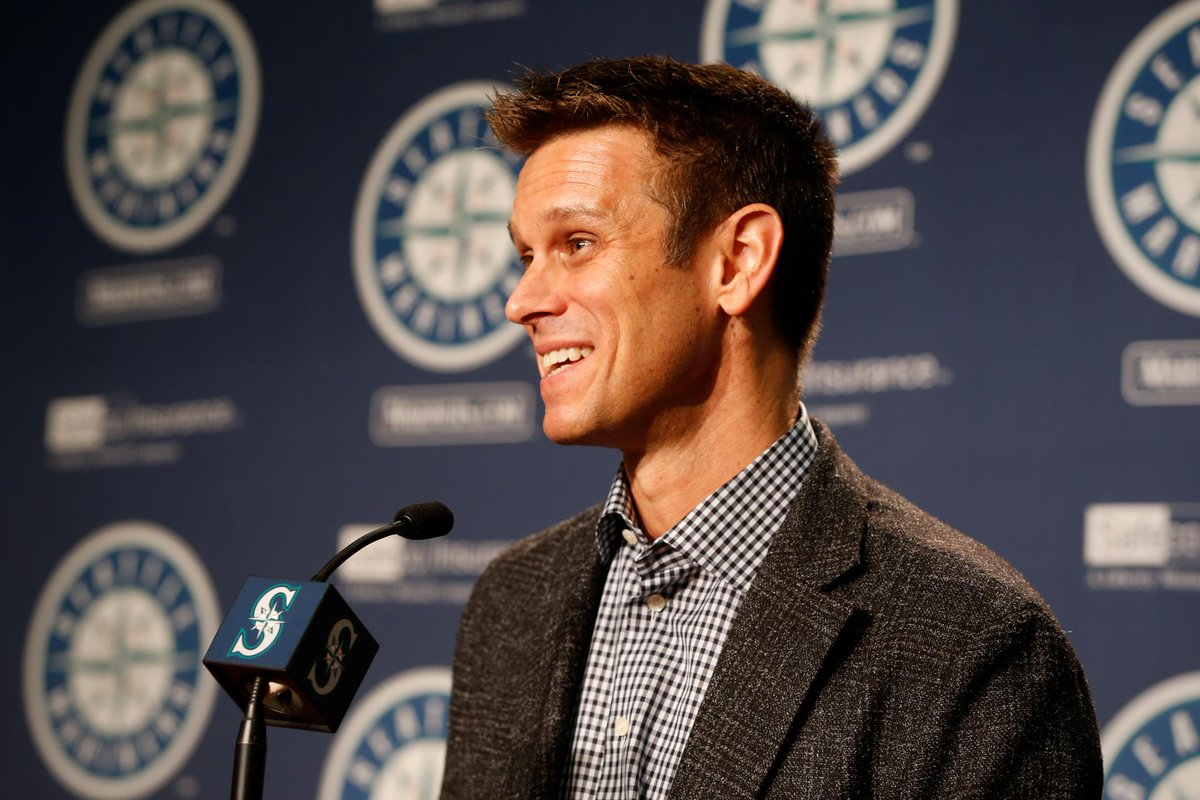 #Mariners announce multi-year contract extension for General Manager Jerry Dipoto. Read: atmlb.com/2KCRnf4