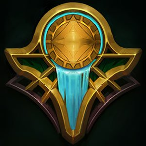 Shurima Icon Earned By Completing A Mission During The Release Of Ryze Short Freljord