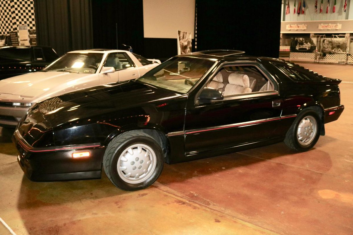 Simeone Museum On Twitter Presenting The 1988 Dodge Daytona Shelby Z Dodge S Top Performing Model For Many Years The Daytonas Were Ahead Of Their Time With Front Wheel Drive And Turbocharged Engines