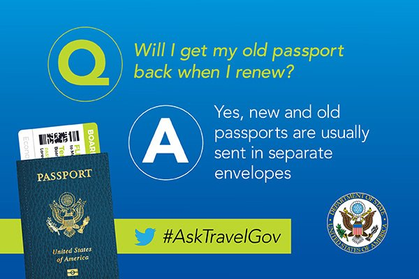 Travel State Gov Passport Status