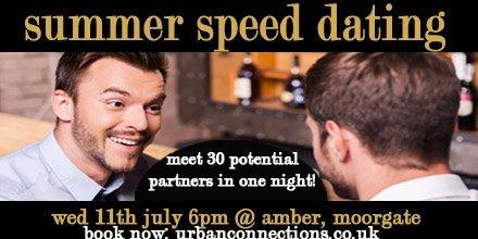 Speed dating moorgate