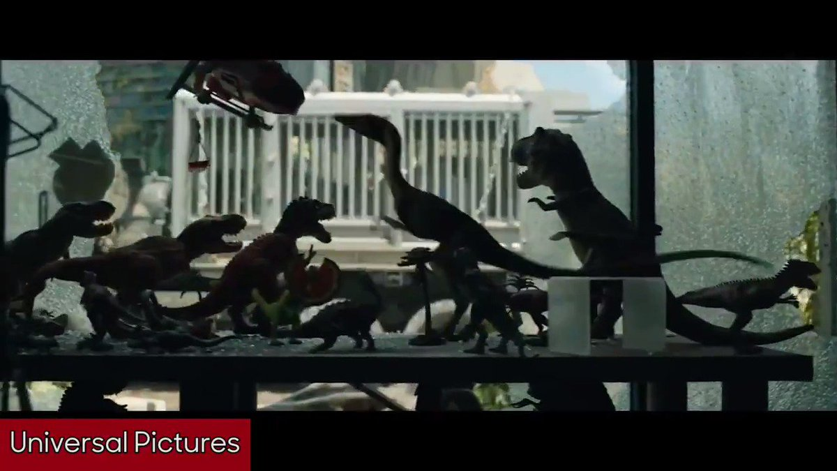 #JurassicWorld has joined the billion-dollar club — again: