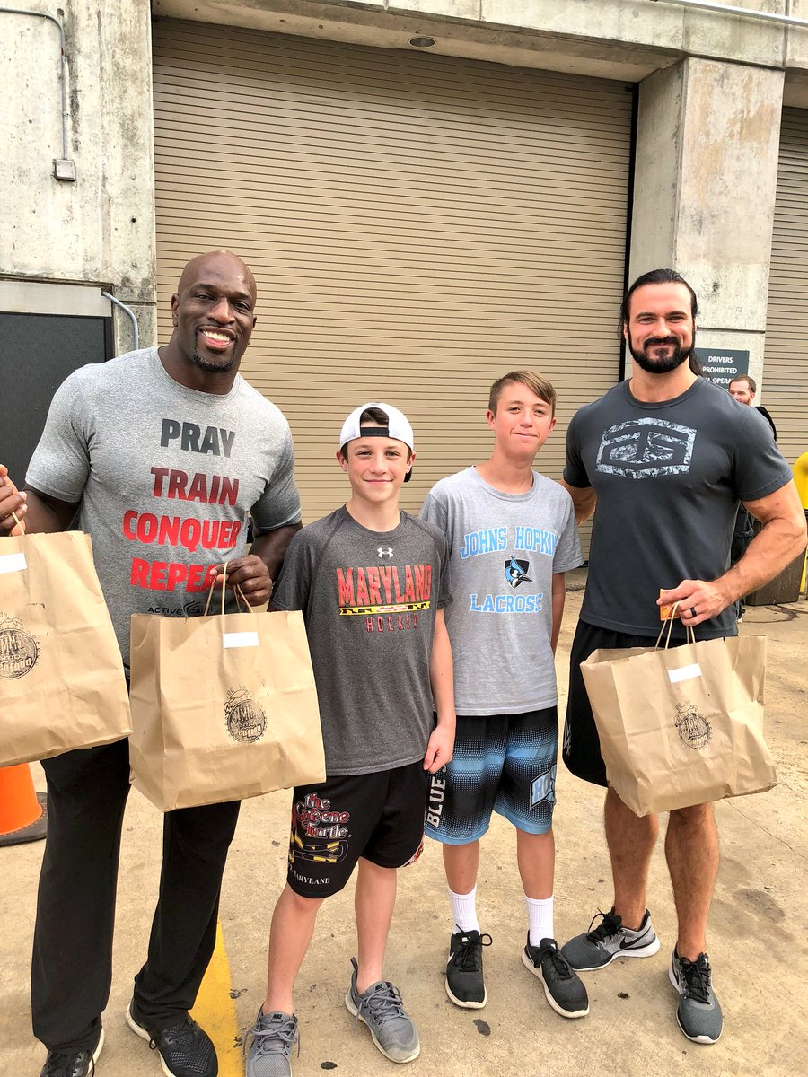 Titus Oneil On Twitter Shoutout To At Jimmysseafood For The Long