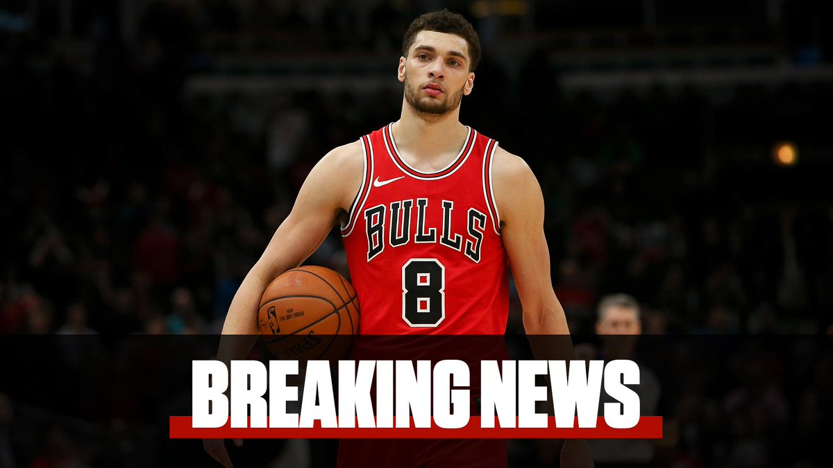 a7a23e7eb3d Breaking  The Kings signed Bulls restricted free agent guard Zach LaVine to  a four-year