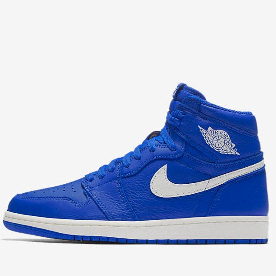 ea054ddfdced8e ... norway jimmy jazz on twitter the air jordan 1 retro high og hyper blue  releases tomorrow
