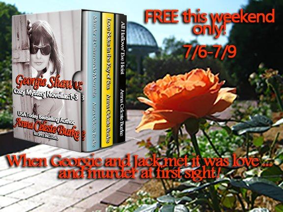 Anna Celeste Burke On Twitter Weekendread Free July 6 9 Georgie