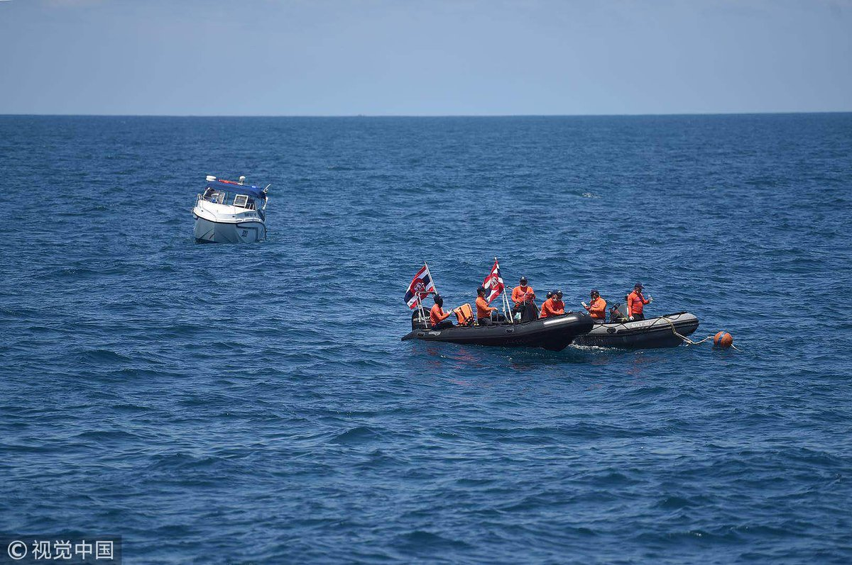 #UPDATE Death toll rises to 41 in #Phuket boat tragedy, 15 still missing, according to a Thai press briefing