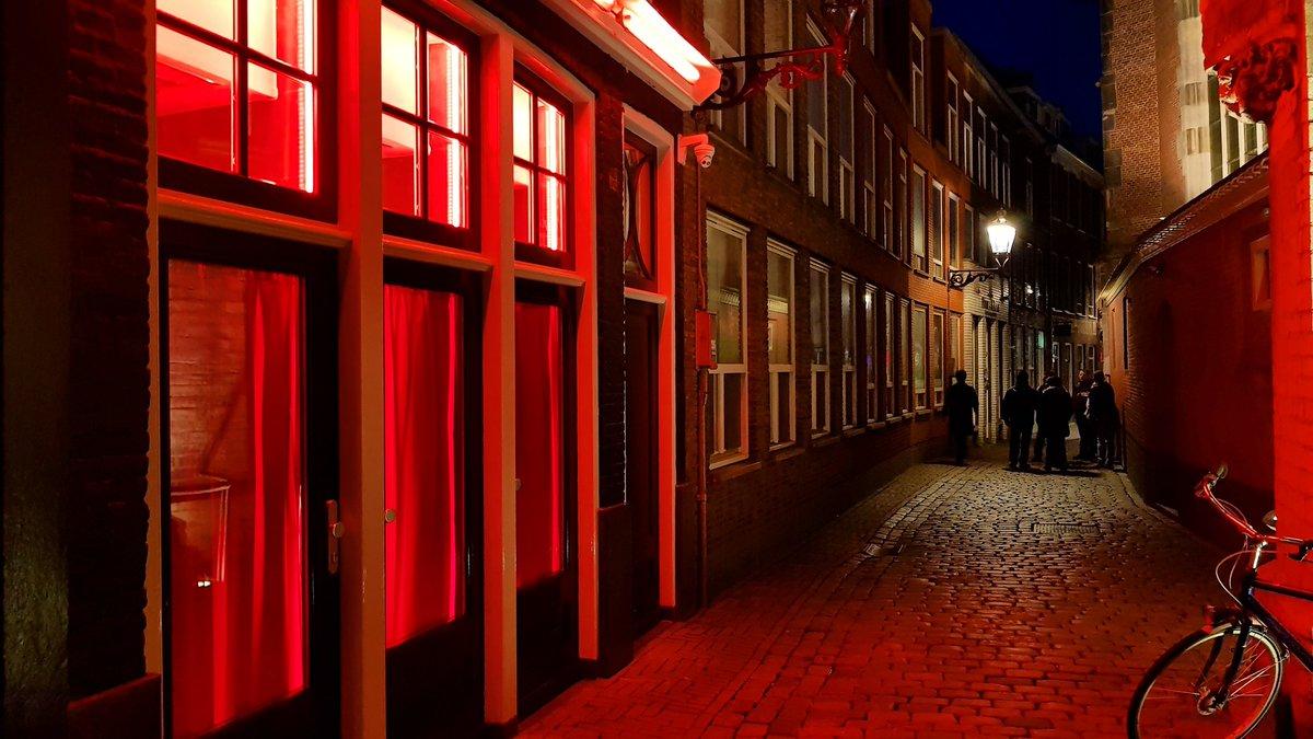 Amsterdam window prostitution Top 3