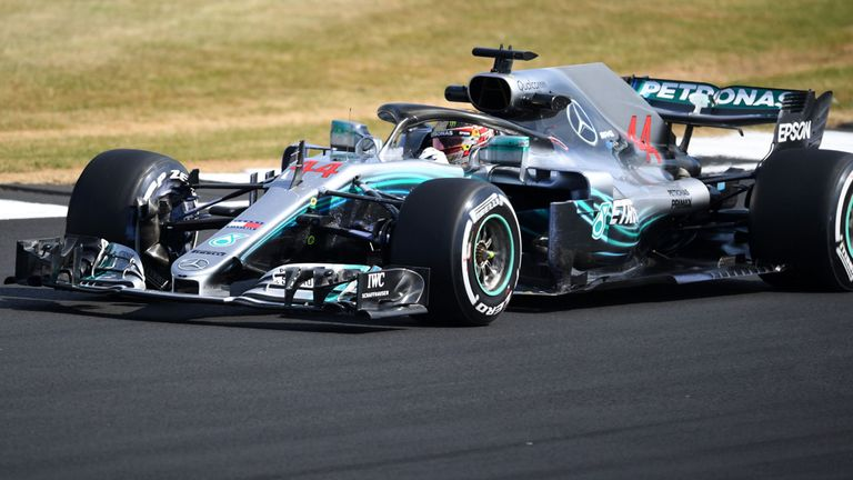 BREAKING: Lewis Hamilton fastest in third practice at British Grand Prix. #SSN https://t.co/xAaUvIXxcP