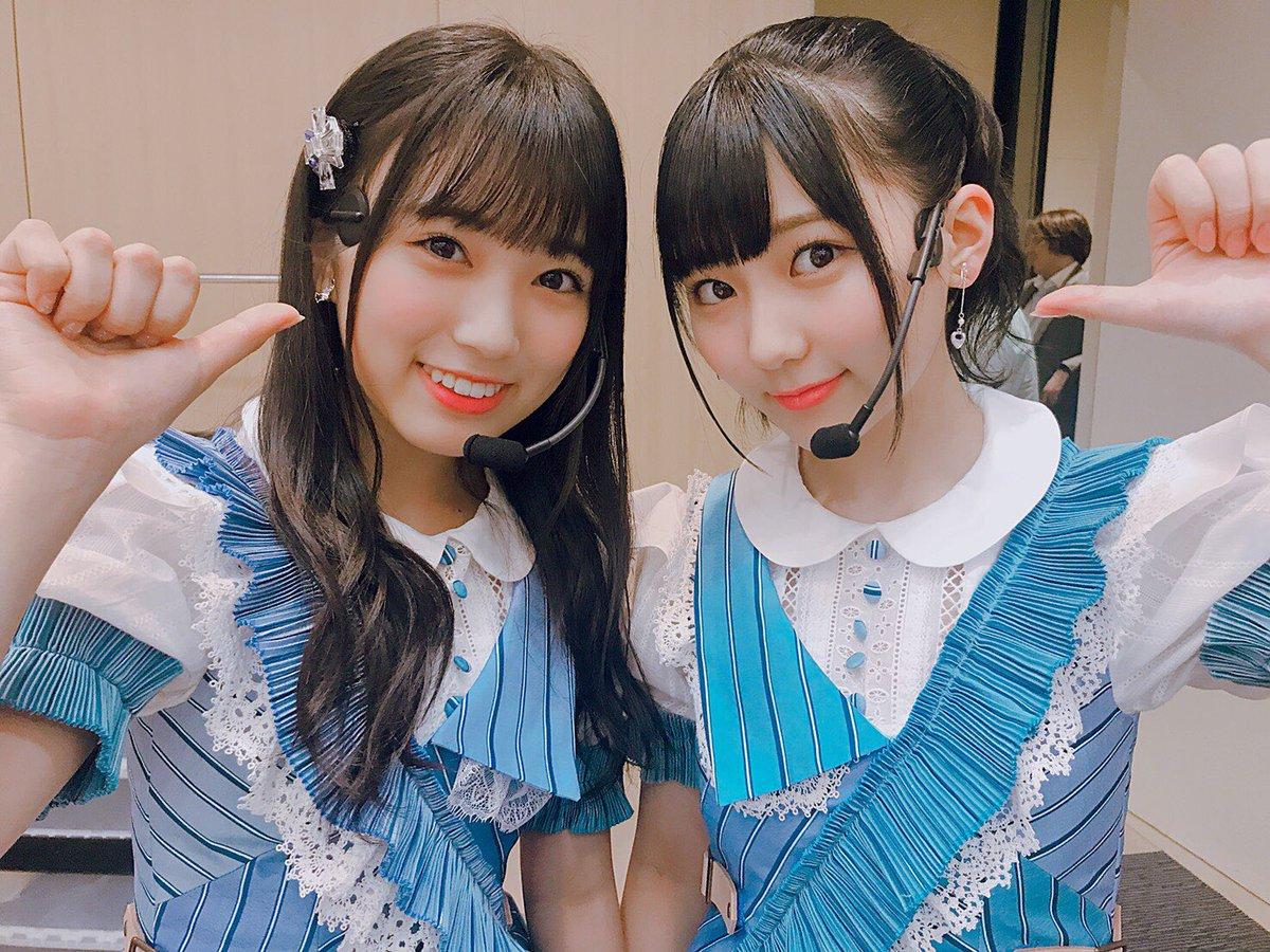 THE MUSIC DAY!  新曲と恋チュン2曲を 披露させて頂きました☺️💕 #センチメンタルトレイン 良い曲で、奈子とシンメで歌ってたら胸がギュってなった。。  皆さん改めてありがとうございます。