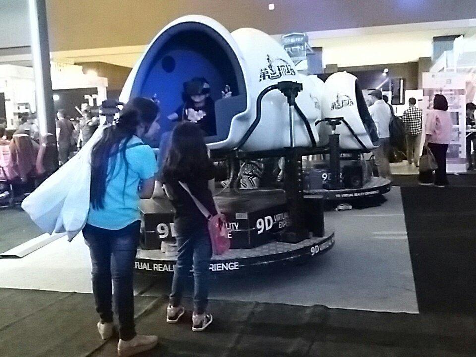 Intip Keseruan di Indonesia Gaming Xperience 2018, yang ga dateng pasti nyesel!