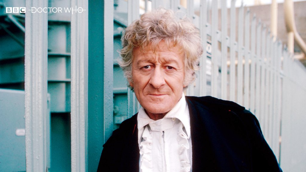#OTD in 1919, the brilliant Third Doctor, Jon Pertwee was born! #DoctorWho