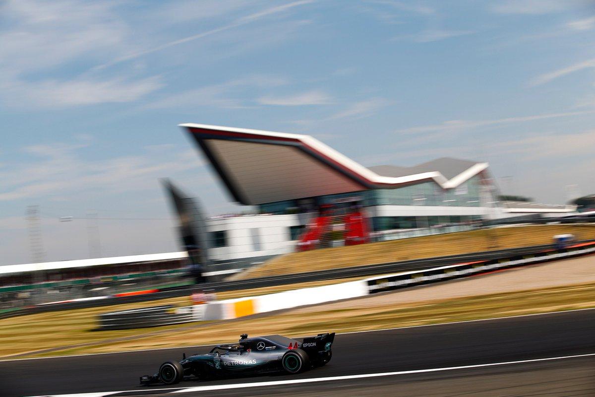Silverstone on Twitter: \