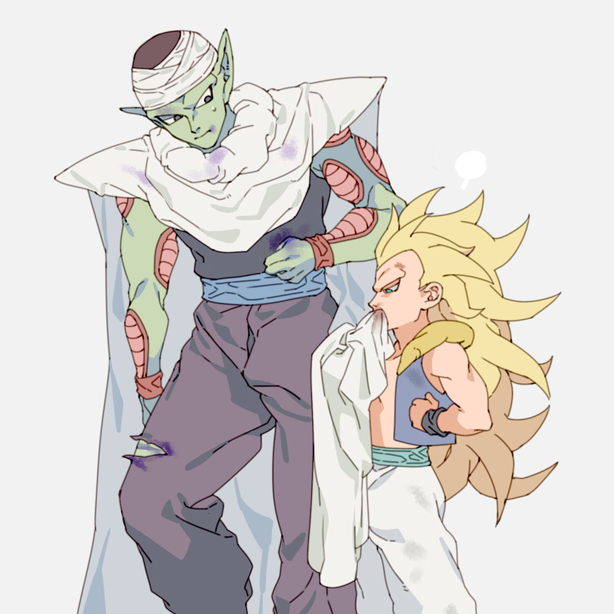 Images découvertes [Fanarts Dragon Ball] - Page 5 DhfsL9iUwAAYtlR