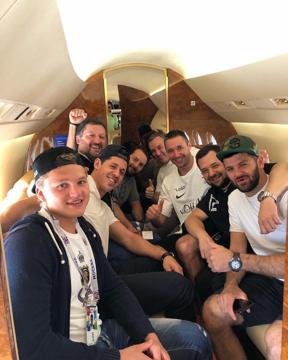 🛫 to Sochi, 1/4 finals #FIFAWC2018 ⚽️