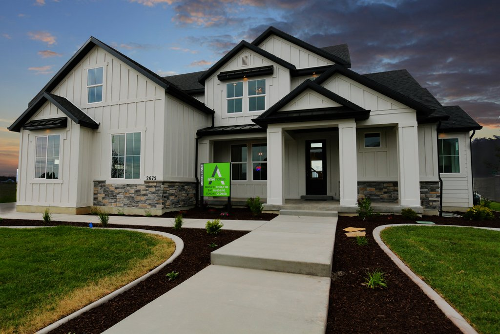 Model Home Open For Tours 2675