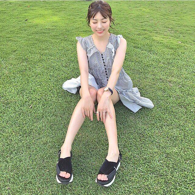 早くなっちゃんに会いたいよー! 会っても相変わらず上手に話せないけど、良いの♡可愛いなっちゃん見れるだけで!! この夏は、出来る限り会いに行こ。  #ラスアイファミリー #LoveCocchi #僕らの石川夏海 #あざと可愛い #モデル体型 #色白美脚という言葉は彼女の為にある #好きで好きでしょうがない