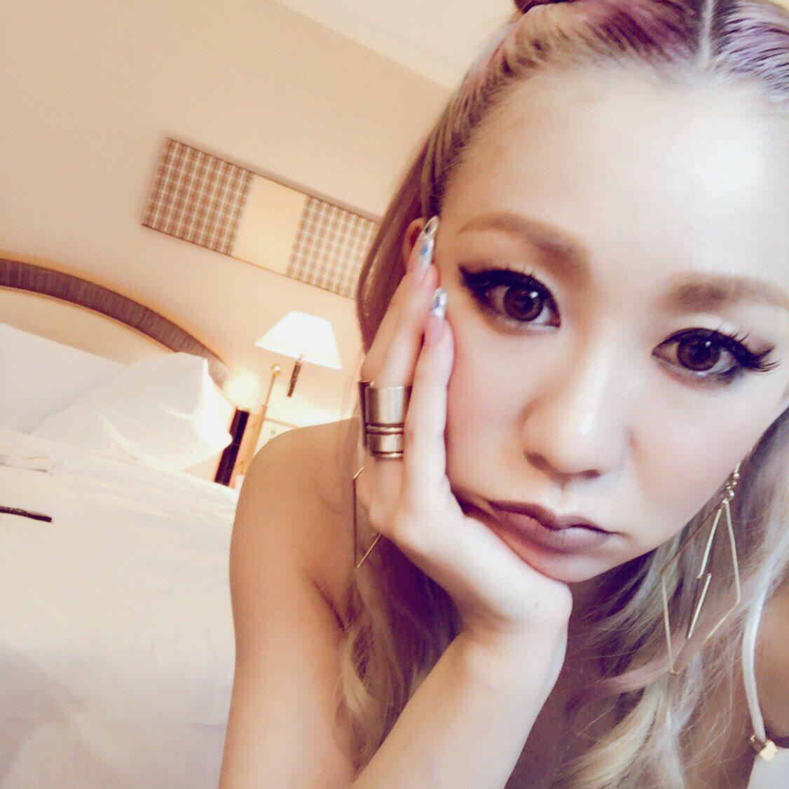 """倖田來未 on Twitter: """"日本テレ..."""