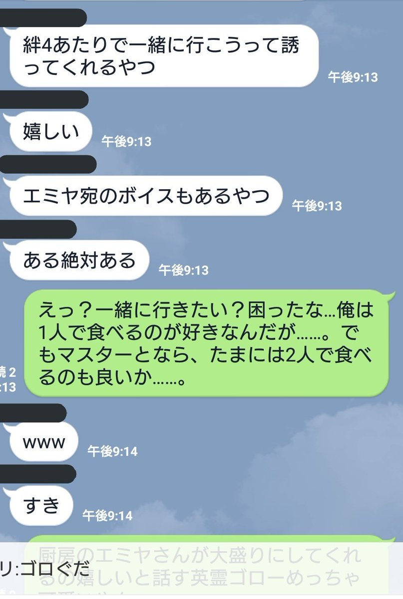 ちょっと孤独のグルメが好きすぎて井之頭五郎実装の話をしてた