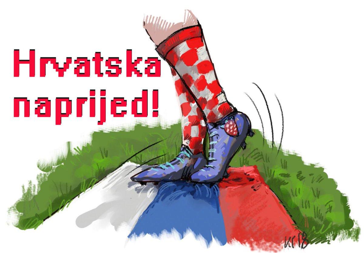 """Хорвати відсвяткували перемогу над Росією вигуками """"Слава Україні!"""" - Цензор.НЕТ 5475"""