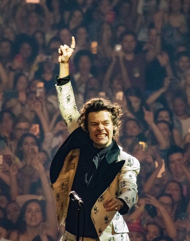 Who agrees that after seeing  #HarryStylesLiveOnTour you're never the same again. https://t.co/I8GEpVmGo7