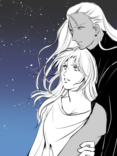 セシルは将来的に兄さんと月で暮らすっていうのもいいなあ。