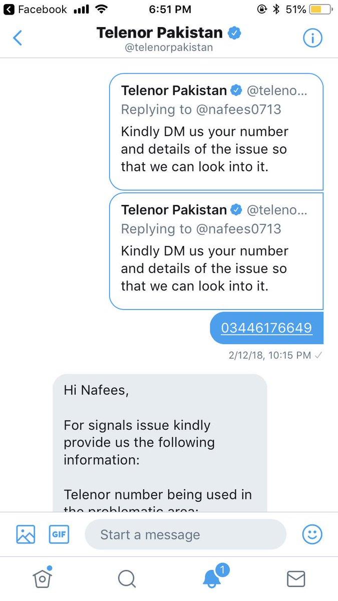 Telenor Pakistan على تويتر:
