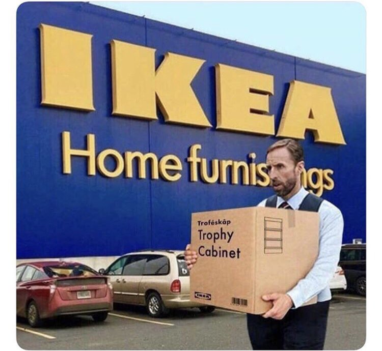 Image result for gareth southgate ikea