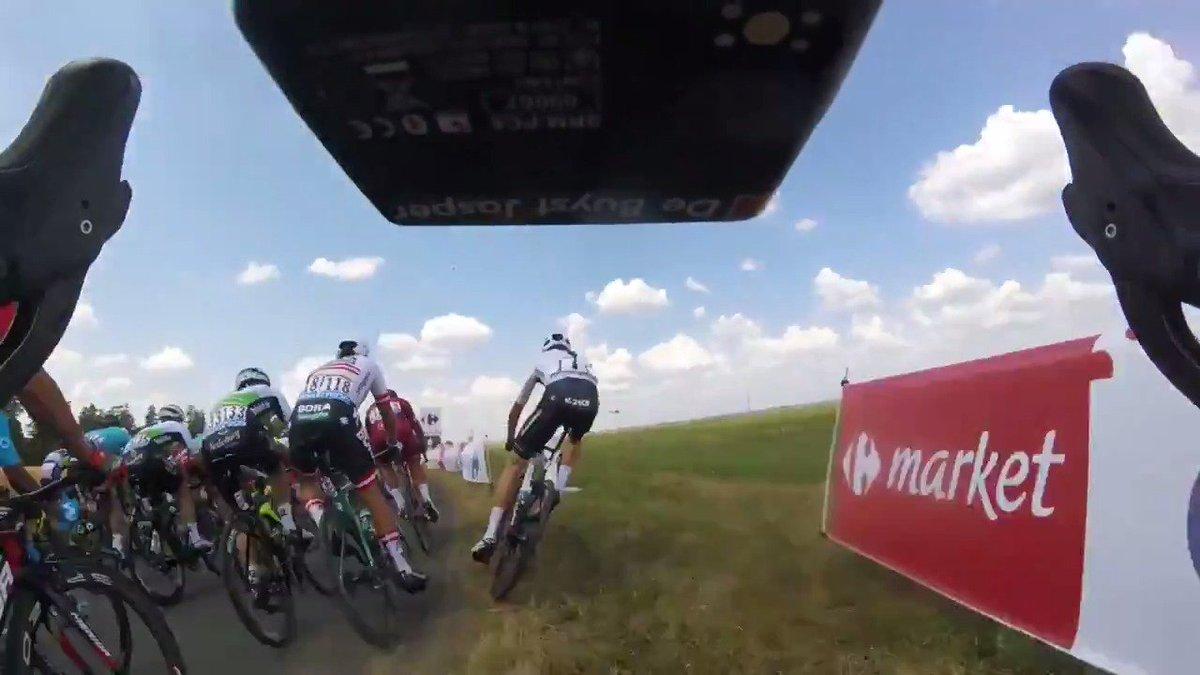 Tour de France | Beelden vanaf de fiets: val Chris Froome