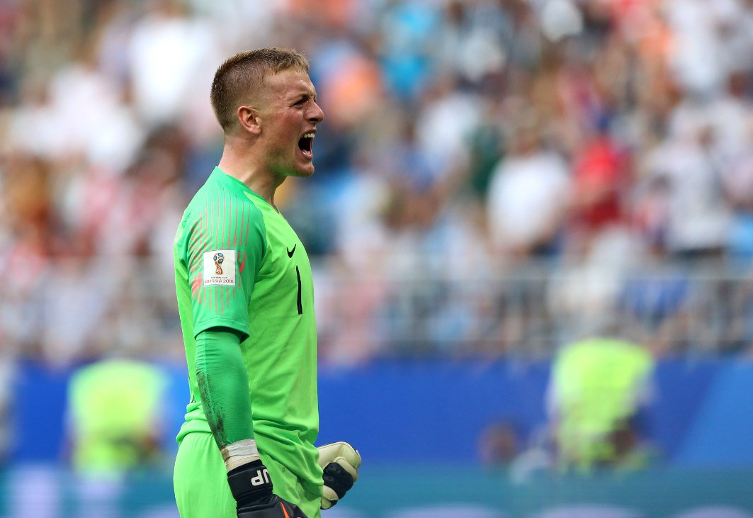 Inglaterra avanza a las Semifinales