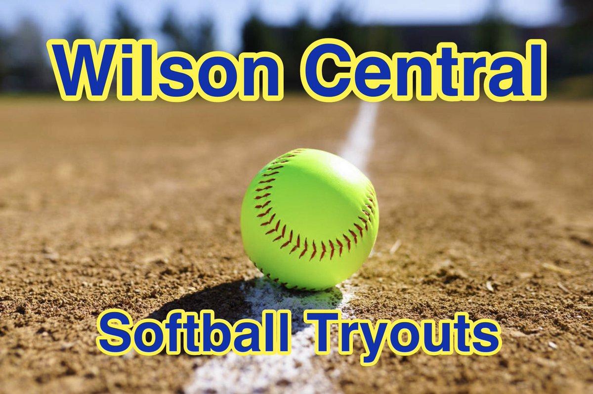 Wilson Central Softball on Twitter: