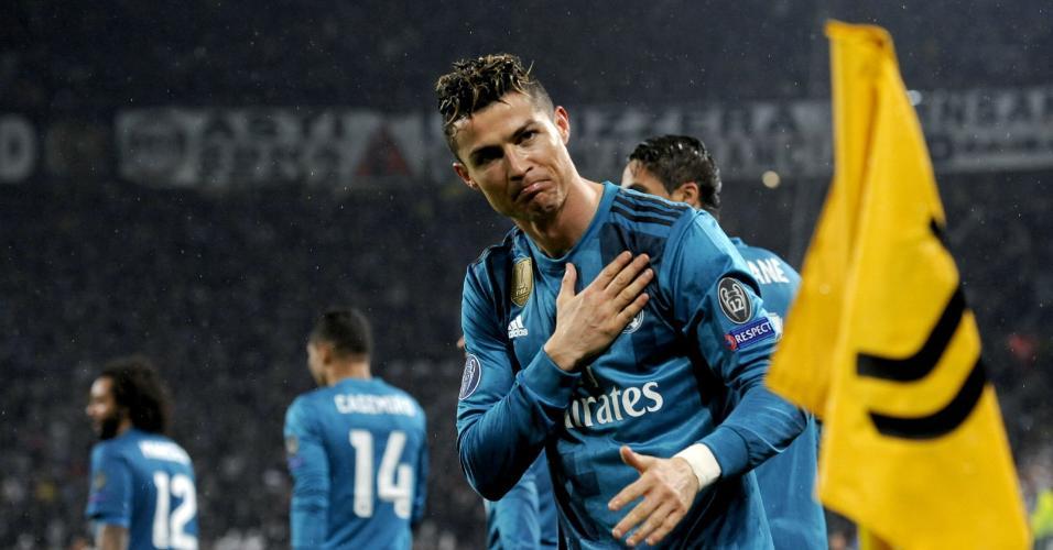 Ronaldo khôn ngoan như thế nào khi chọn Juventus
