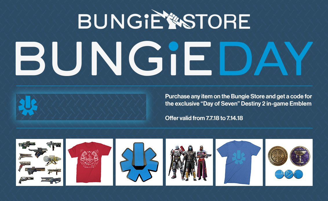 Bungie Store on Twitter: