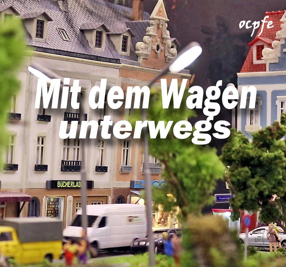 Modelleisenbahn Kleiningen On Twitter Video Auf Youtube A Van On