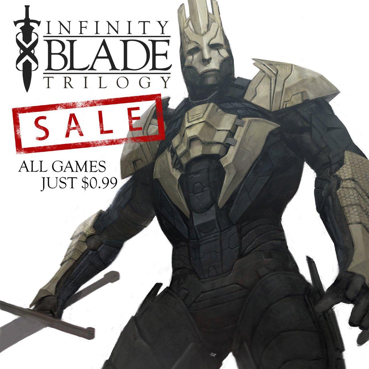 Infinity Blade (@InfinityBlade)   Twitter