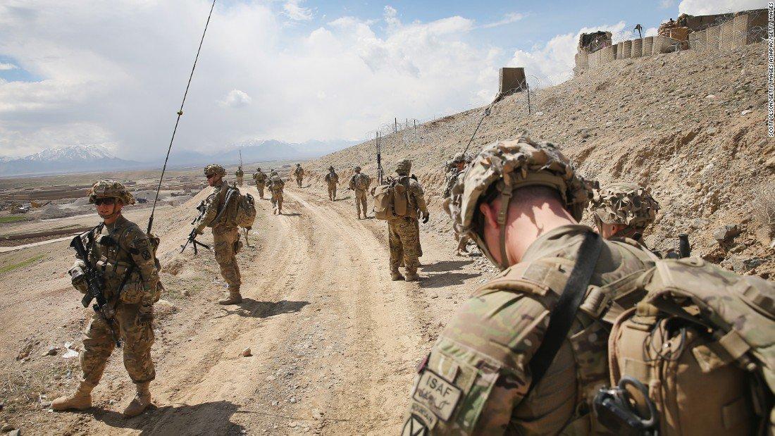 Isaf soldat dodad i insiderattack
