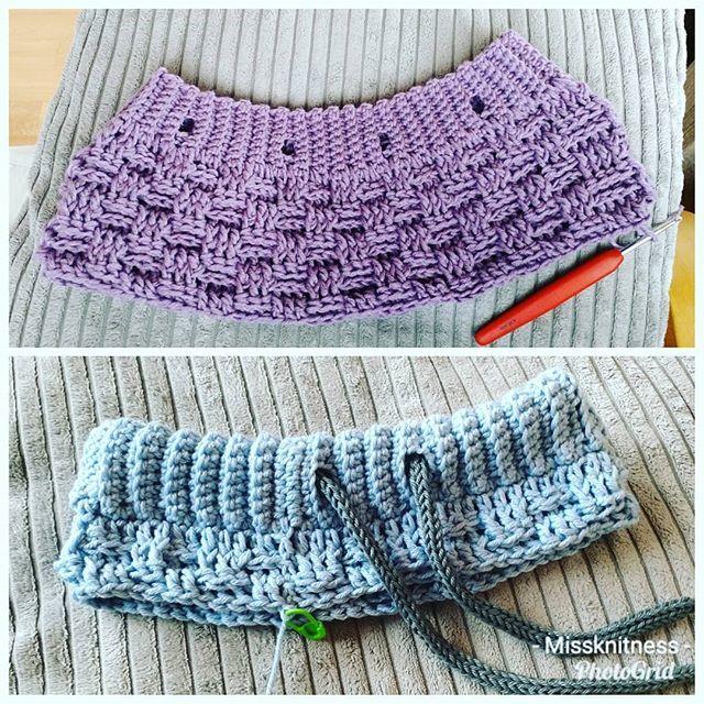 Miss Knitness On Twitter Variante 1 Und 2 Von Einem Bündchen