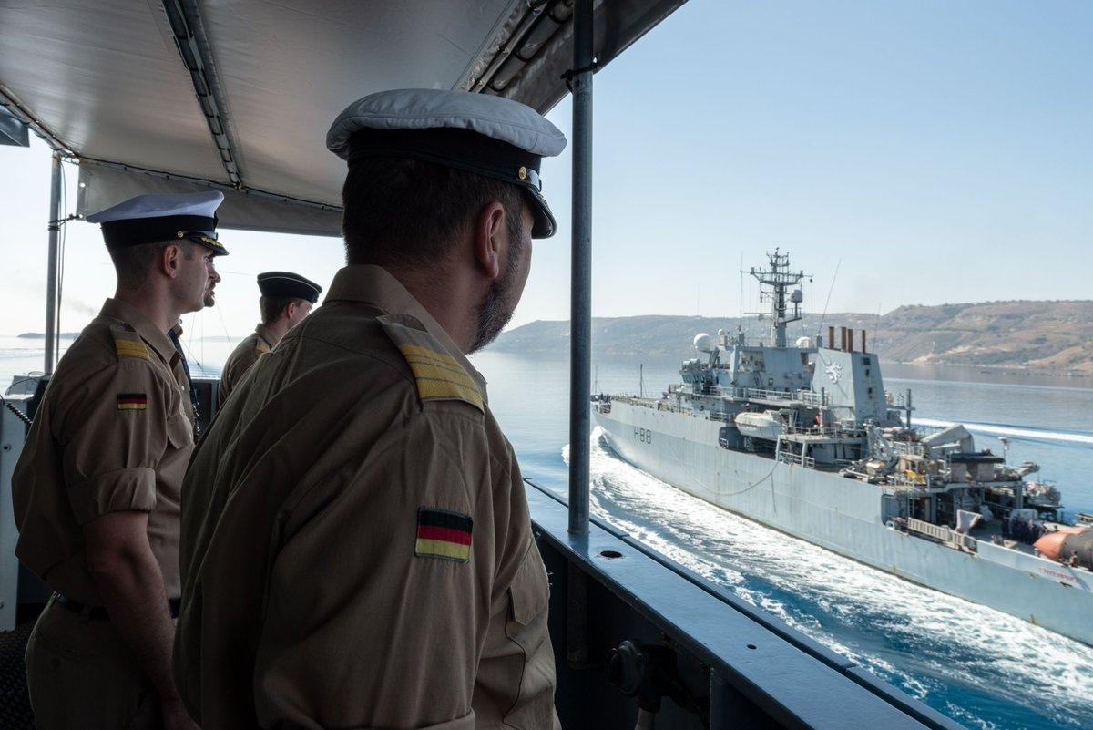 "Fgs Security commander snmcmg2 a twitteren: ""fgs rhein and hms enterpise"