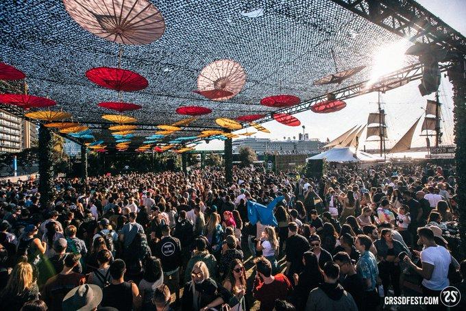 CRSSD Festival Fall 2019