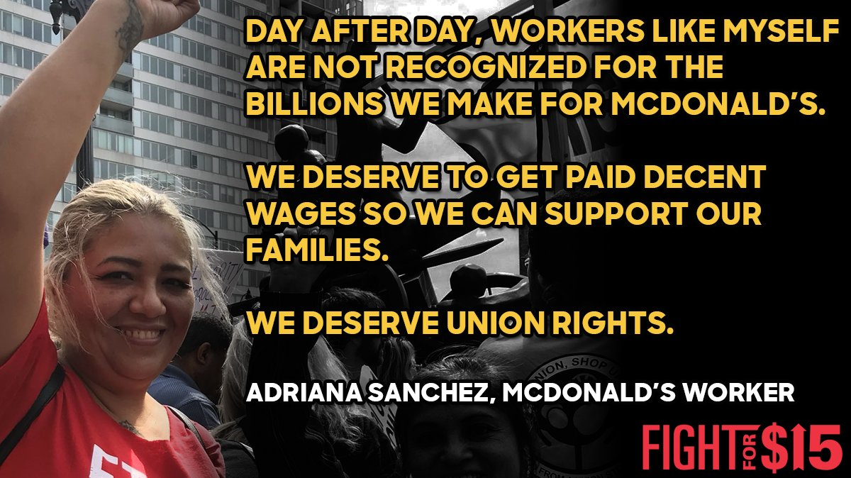 It's immoral that there are millions of workers can't afford to pay for housing.  #FightFor15 h/t @fightfor15