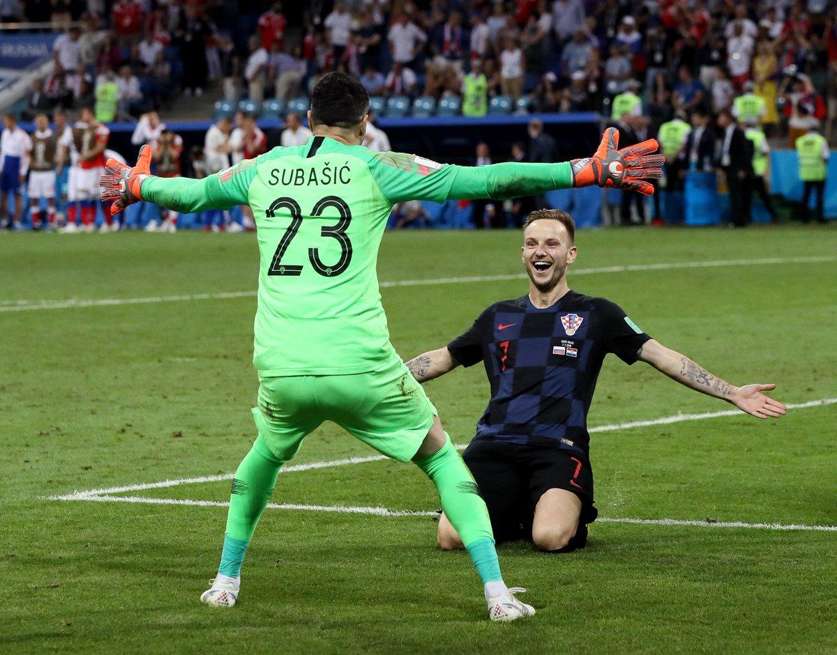 Chấm điểm kết quả Nga 1-1 Croatia (Hiệp phụ 2-2 - Pen 3-4)