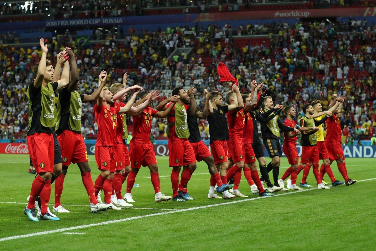 Trước trận bán kết Pháp vs Bỉ: Khi Quỷ 'thêm đầu, thêm tay'...