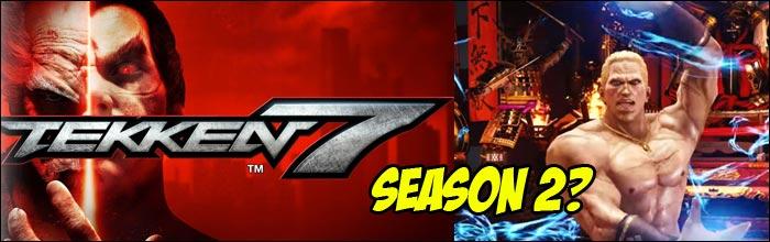 Event Hubs On Twitter Tekken 7 Reportedly Getting Second Season