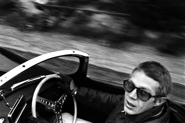 steve mcqueen in project to picture every sevenyearold - 648×431