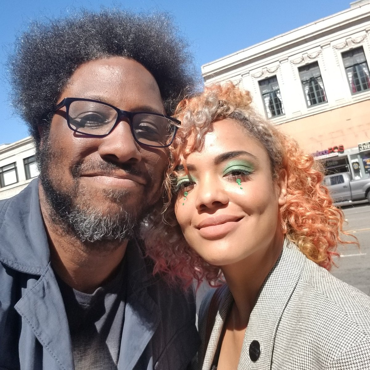 Image result for sorry to bother you kamau bell