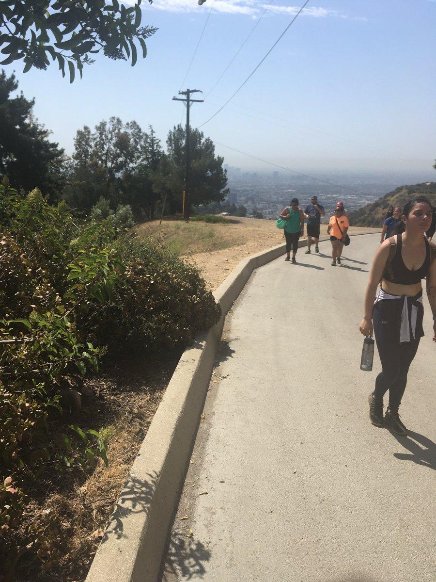 Brad Markowitz On Twitter Hiking Runyon Canyon LA