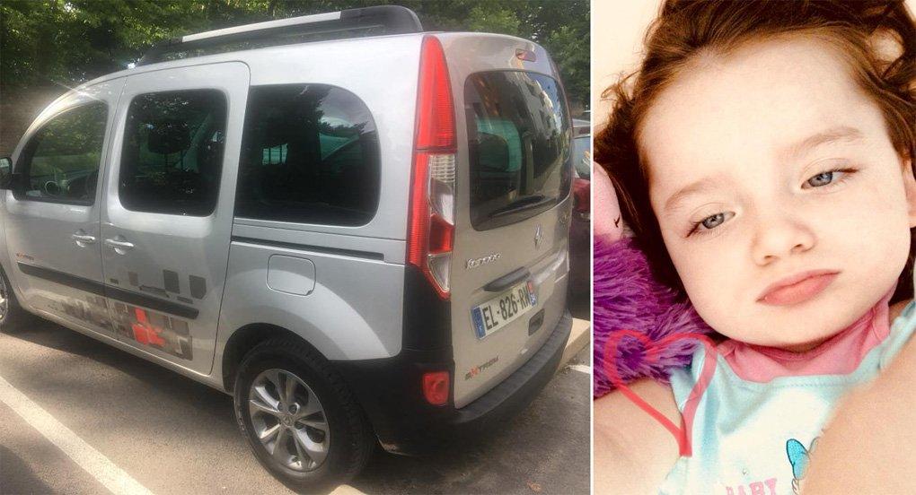 🇫🇷 Hérault : Appel lancé pour retrouver la voiture volée, spécialement adaptée à Juliette, polyhandicapée. Le Renault Kangoo est immatriculé EL 826 RN. [Merci de vos RT] https://t.co/RaIjavsgeh