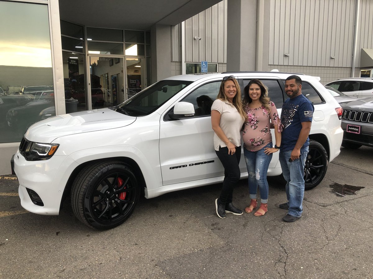 Enjoy Your New Jeep Grand Cherokee Srt Brittany Ernesto Come August You