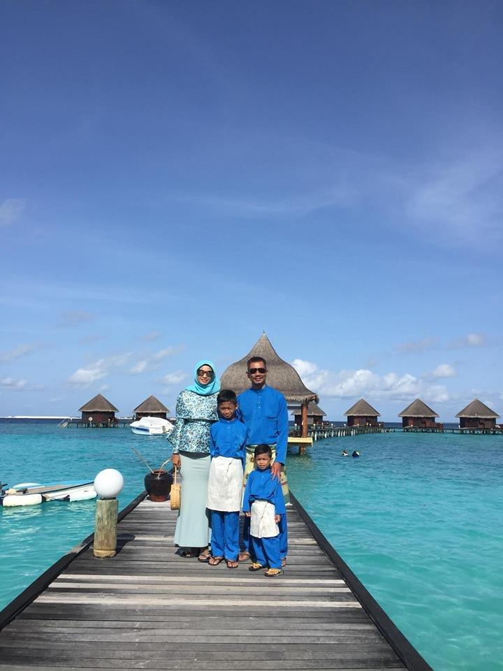 Mat Travel Auf Twitter Beraya Di Maldives Raya Kan Sebulan Haha